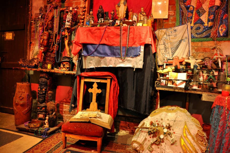 Voodoo Museum en Nueva Orleans
