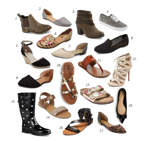 Shop Target for Shoe Deals you will love at great low prices. Free shipping & returns or free same-day pick-up in store.