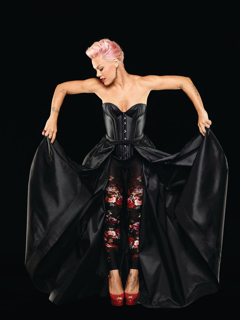 The Truth About Love (Promo), Pink