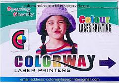 COLORWAY LASER PRINTERS