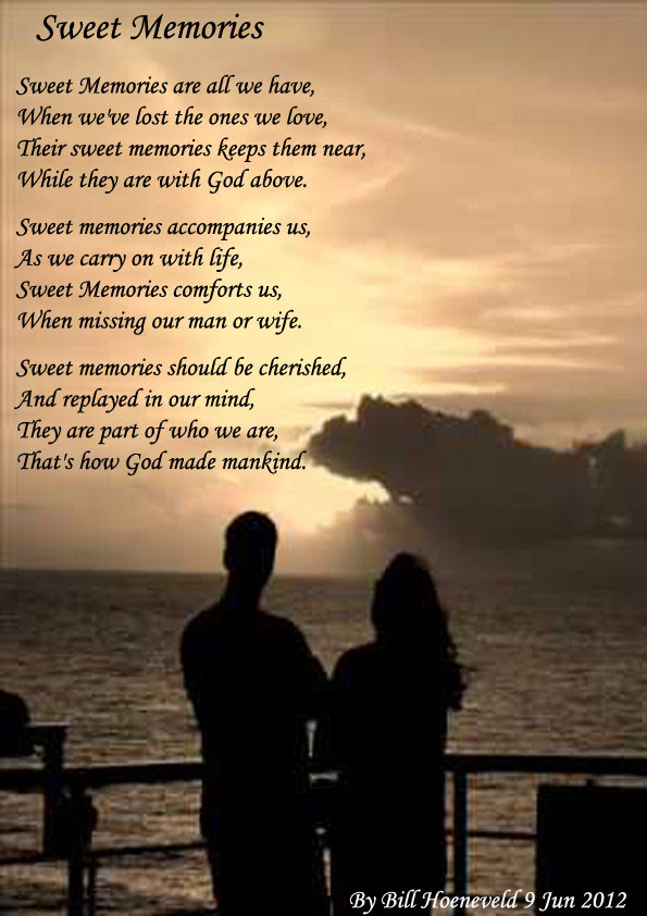 Sweet Memories Spiritual Poetry