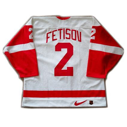 Detroit Red Wings 97-98 jersey