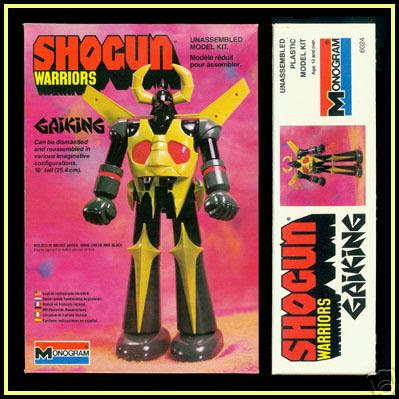 shogun_gaiking_model