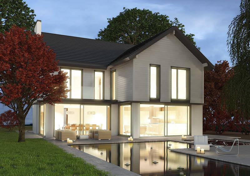 Uk Modern House Plans
