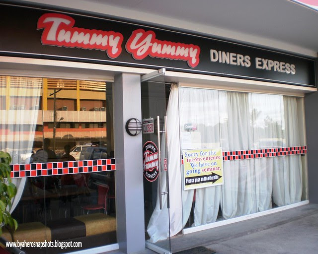 Tummy Yummy Diner Express @ LKY