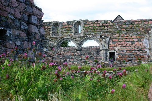 The Nunnery on Iona