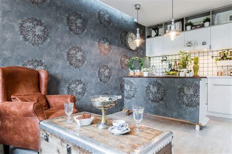 sambut lebaran ganti wallpaper  dapur