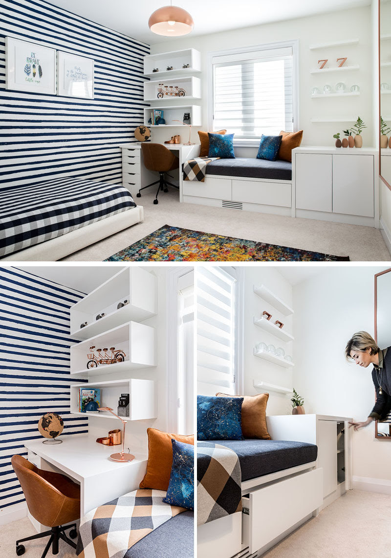 Before & After - These Children's Bedrooms Received A ...