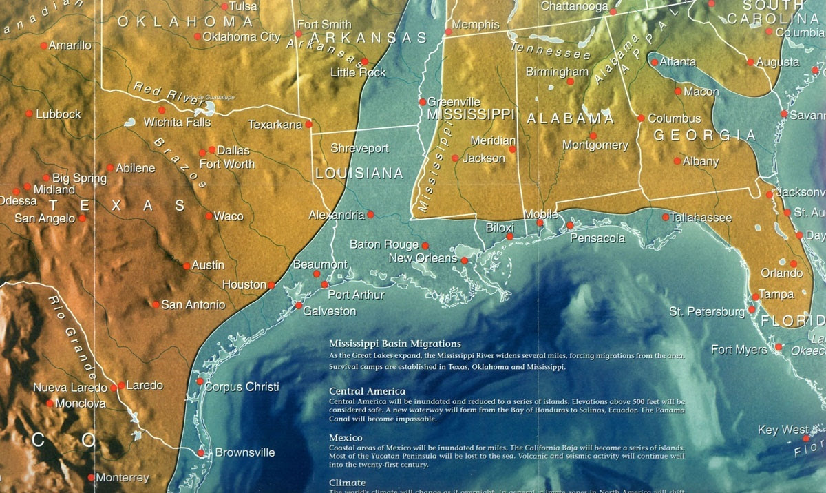 Little Known U S Fault Lines Cause For Seismic Concern