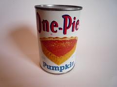 one-pie pumpkin