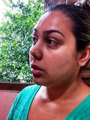 Mãe registrou boletim de ocorrência denunciando abuso sexual (Foto: Arquivo Pessoal)
