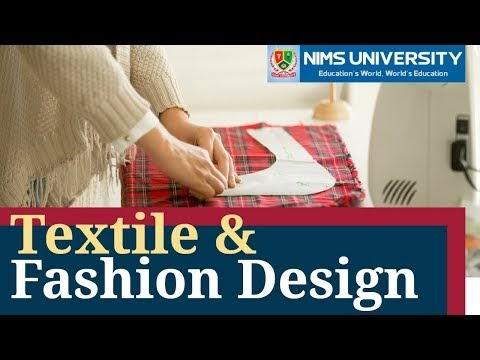Textile & Fashion Design- Top College in India