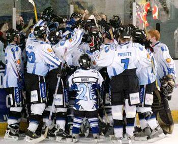 Coventry Blaze 04-05, Coventry Blaze 04-05