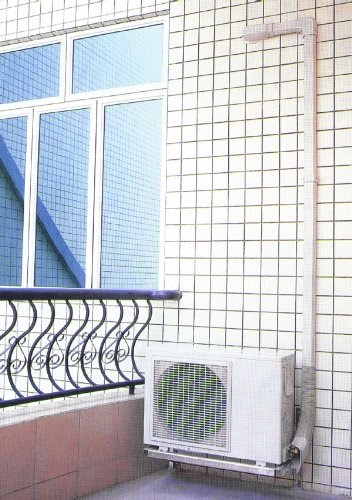 Top Deals Pvc Decorative Line Cover Kit For Ductless Mini