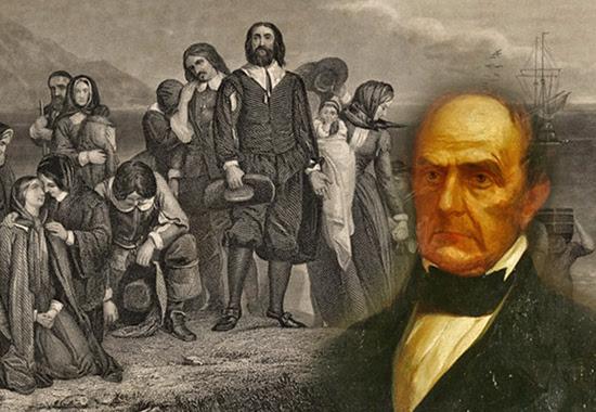Image result for Daniel Webster's Speech at Plymouth, Massachusetts December 22,1820