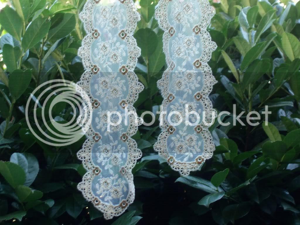 vintage victorian lace