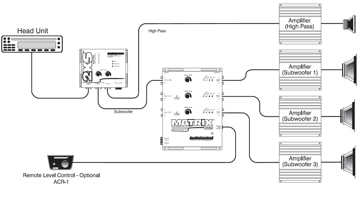 Infinity 36670 Amp Wiring Diagram