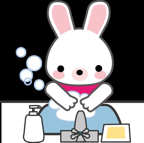 手洗いイラスト無料イラストフリー素材