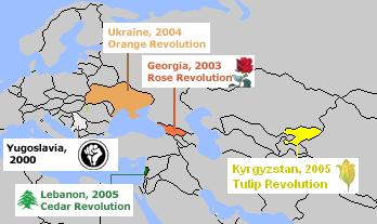 Картинки по запросу Цветная революция на Украине