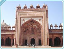 Jami Masjid at Fatehpur Sikri