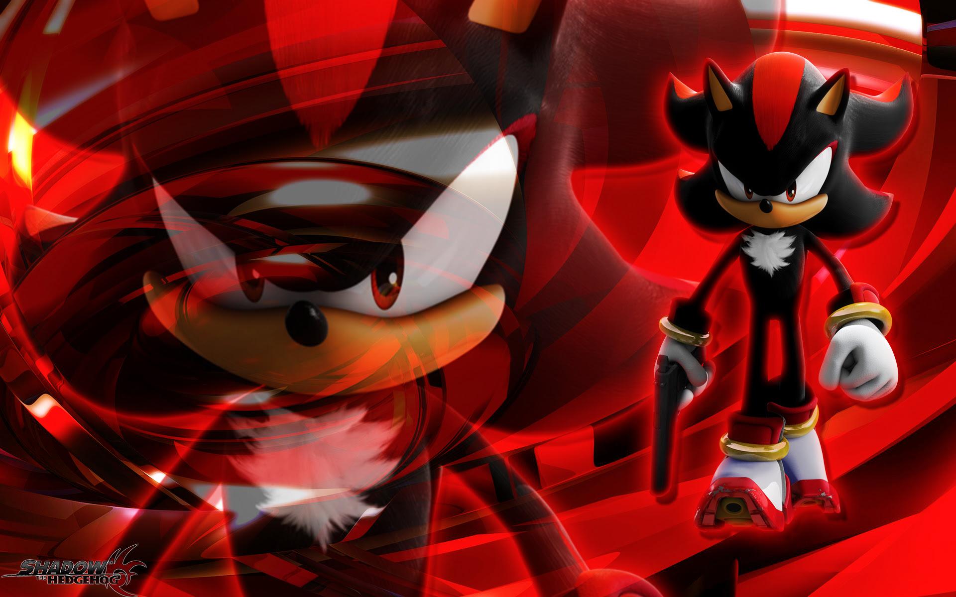 Download Free Shadow the Hedgehog Wallpapers | PixelsTalk.Net
