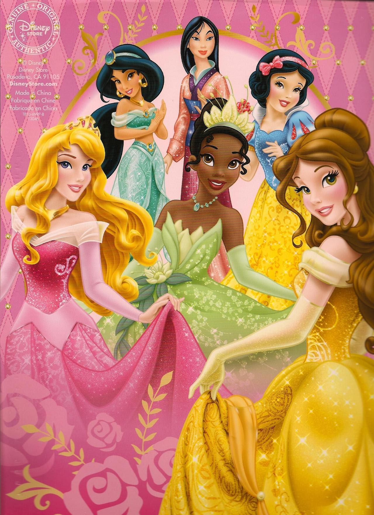 Disney Princesses - Disney Princess Photo (34679722) - Fanpop