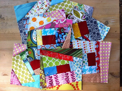 March blocks for do. Good Stitches.