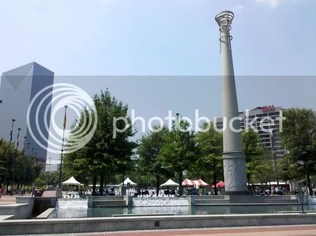 Centennial Park Atlanta