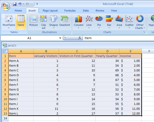Create_Table___Click_Insert_Tab_And_Then_Click_Tab