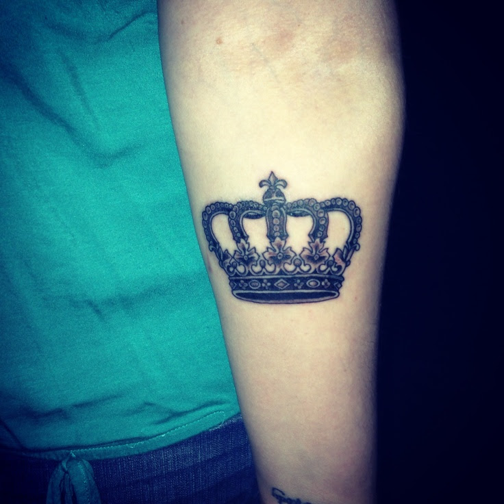Queen Tattoo Are Only For A Queen Like You