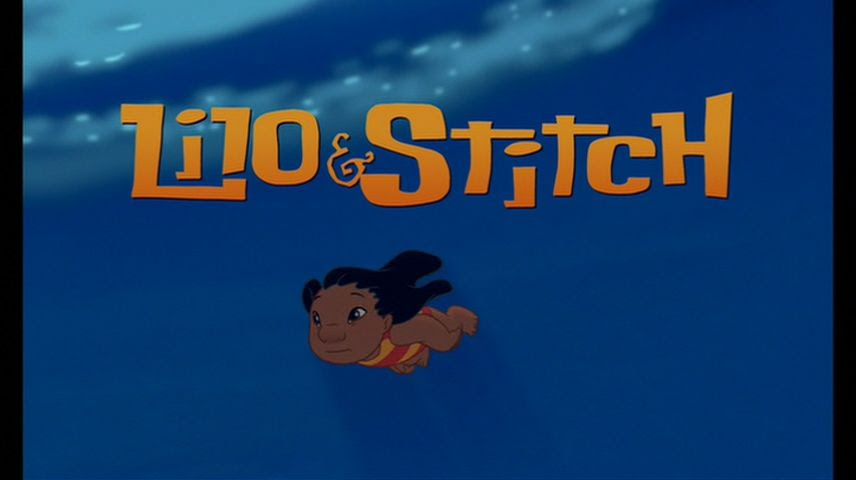 Lilo & Stitch (2002) - DVD Movie Menus