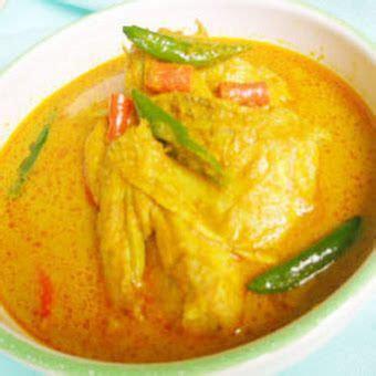resep gulai ayam enak traditional food food malay