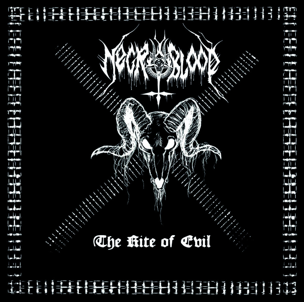 Necroblood - The Rite of Evil (Compilation 2012)