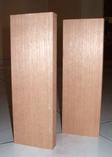 Wood Divider