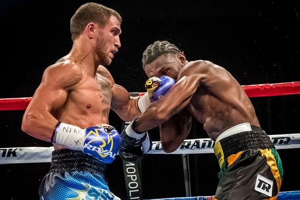 Image result for lomachenko walters