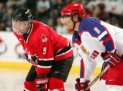 Crosby Ovechkin 2005 WJC photo CrosbyOvechkin2005WJC.jpg