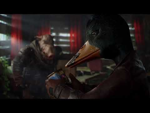 Mutant Year Zero Road to Eden – Cinematic Reveal Trailer | PS4