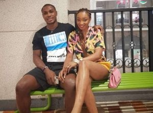 #EndSarsProtest: Ighalo's Wife Sonia Speaks On Mob Attacking Their Home