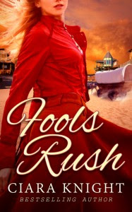 Fools Rush - e-book cover