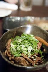 牛スジ煮込み, 広島お好み焼き Big-Pig 神田西口点