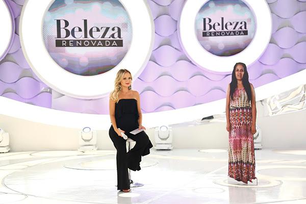 Eliana apresenta o Beleza Renovada deste domingo de páscoa