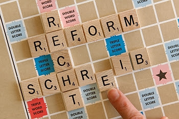 Scrabble © Cornelia Schaible