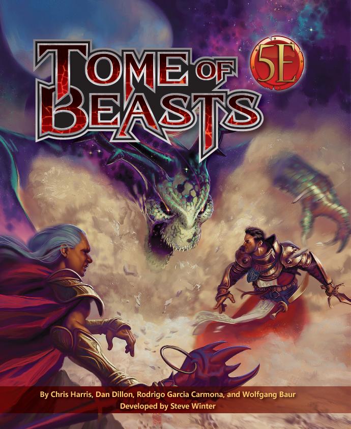 Kobold Press 5e Tome Of Beasts Reviews Medieval Tattoos Skts