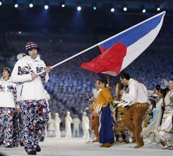 Jagr Czech 2010 flag, Jagr Czech 2010 flag