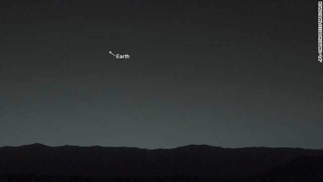 Photos: Mars rover Curiosity