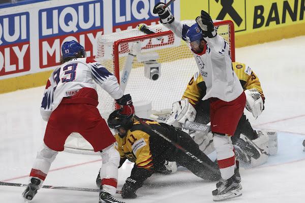 eeb6a81bccaa4 ONLINE: Česko - Nemecko (MS v hokeji 2019, štvrťfinále, LIVE) - Šport SME