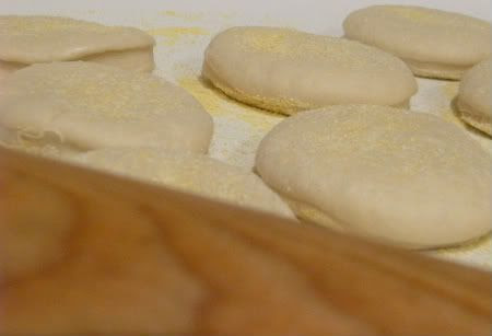 english muffin rolling pin