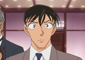 Detective M21 Conan Bourbon Tooru Shuuichi Akai Kid Acrylic Key chain Keyring Be