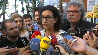 Marta Rovira, d'ERC, ha reclamat la dimissió de Fernández Díaz