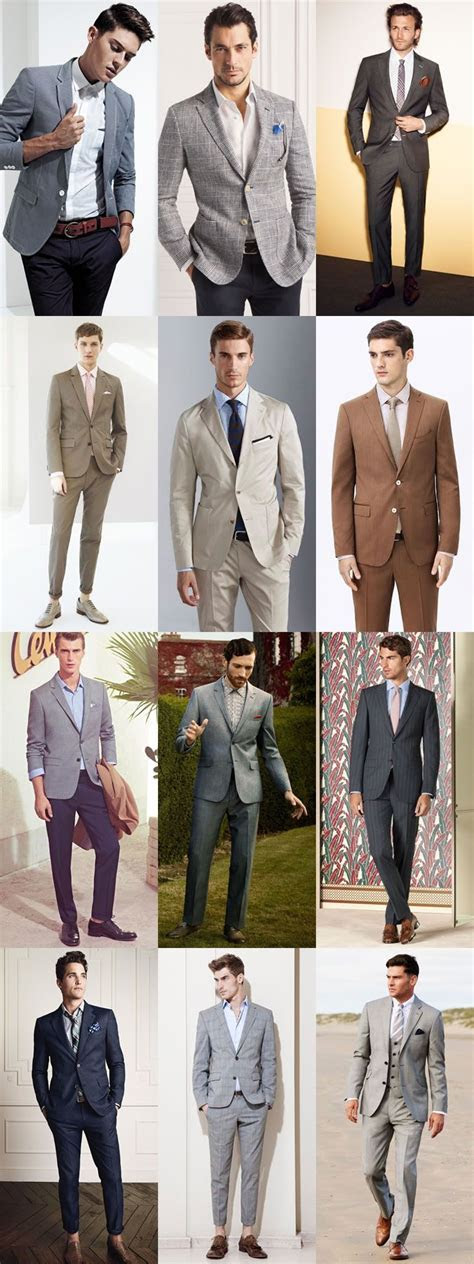 Men's Summer Wedding Guest Outfits   Oh so Dapper   Men's